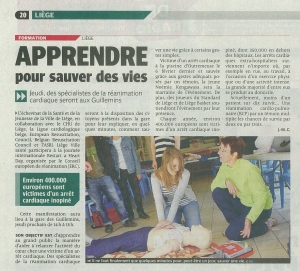 article dh 14 Octobre 2014 restart heart day